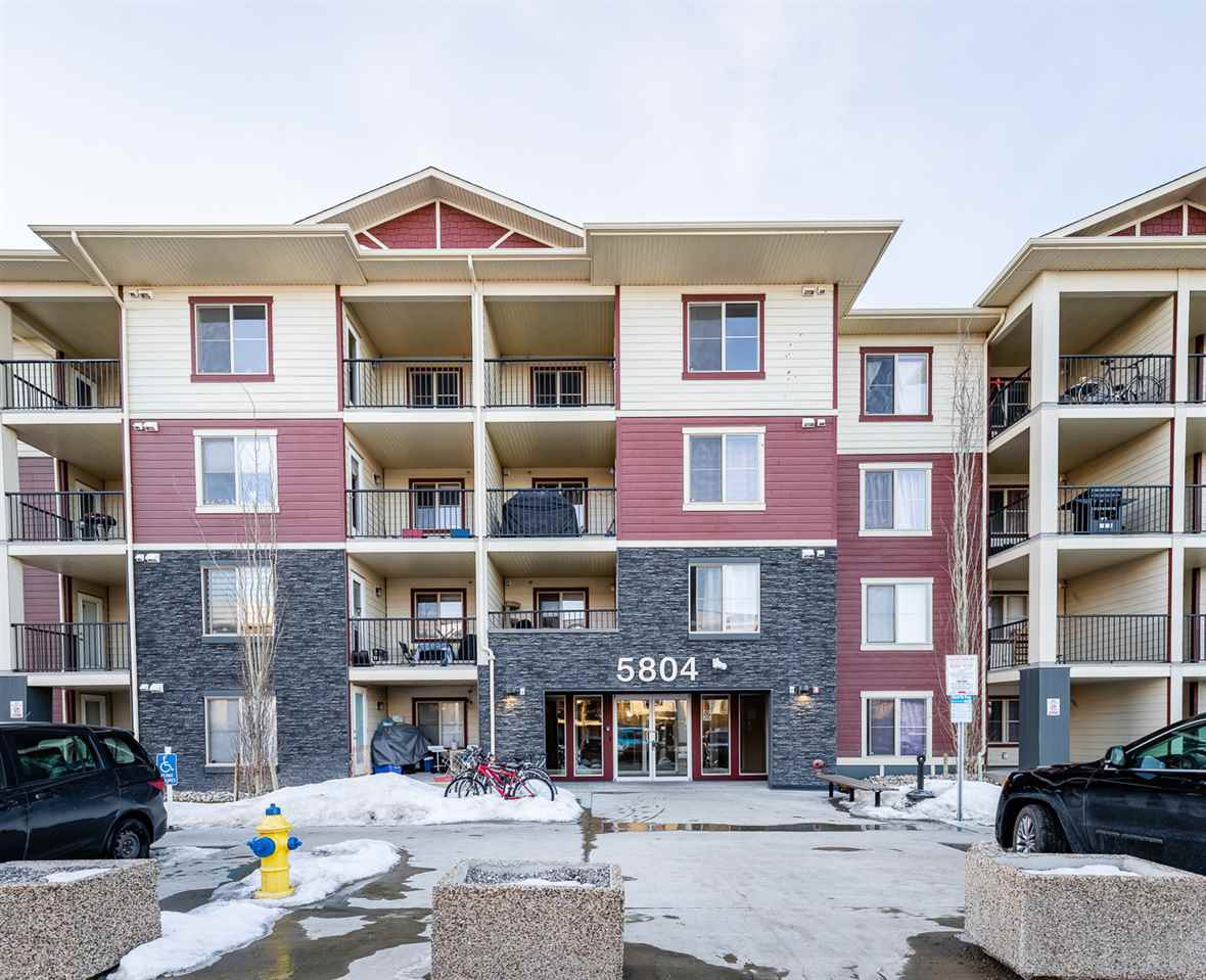 FEATURED LISTING: 106 - 5804 MULLEN Place Edmonton