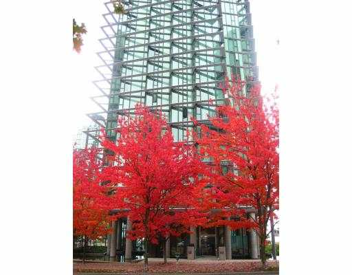 "Main Photo: 1202 1331 W GEORGIA Street in Vancouver: Coal Harbour Condo for sale in ""THE POINTE"" (Vancouver West)  : MLS® # V798703"