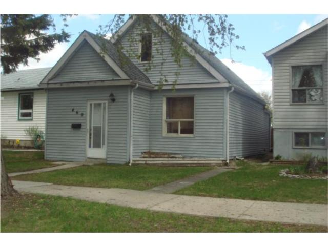 Main Photo: 469 Collegiate Street in WINNIPEG: St James Residential for sale (West Winnipeg)  : MLS(r) # 1007969