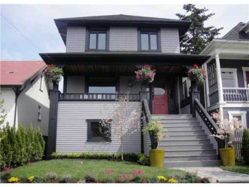 Main Photo: 1114 SEMLIN Drive in Vancouver: Grandview VE House for sale (Vancouver East)  : MLS® # V831438
