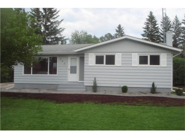 Main Photo: 292 PARK Avenue in LACDUBON: Manitoba Other Residential for sale : MLS(r) # 1014304