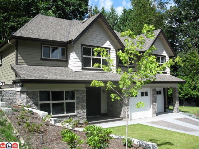 "Main Photo: 17 32638 DOWNES Road in Abbotsford: Central Abbotsford House for sale in ""CREEKSIDE ON DOWNES"" : MLS® # F1027721"