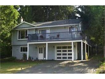 Main Photo: 2372 Terrace Road in SHAWNIGAN LAKE: ML Shawnigan Lake Single Family Detached for sale (Malahat & Area)  : MLS®# 217242