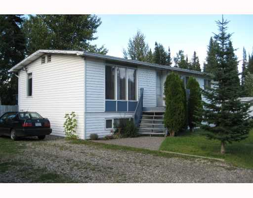 Main Photo: 3884 WEISBROD Road in Prince_George: Emerald Manufactured Home for sale (PG City North (Zone 73))  : MLS®# N190604