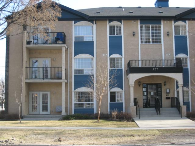 Main Photo: 232 Goulet Street in WINNIPEG: St Boniface Condominium for sale (South East Winnipeg)  : MLS® # 1006871