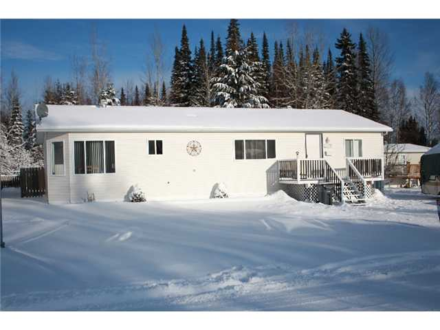 Main Photo: 4626 GRAY Drive in Prince George: Hart Highlands Manufactured Home for sale (PG City North (Zone 73))  : MLS® # N205995