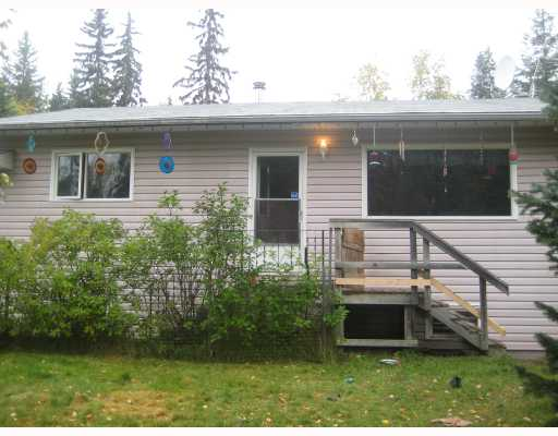 "Main Photo: 9585 CHILCOTIN Road in Prince_George: Pineview House for sale in ""PINEVIEW"" (PG Rural South (Zone 78))  : MLS®# N187208"