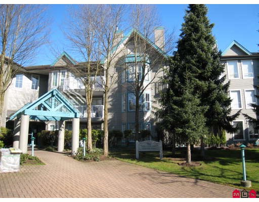 "Main Photo: 217 15150 108TH Avenue in Surrey: Guildford Condo for sale in ""RIVER POINTE"" (North Surrey)  : MLS® # F2906736"