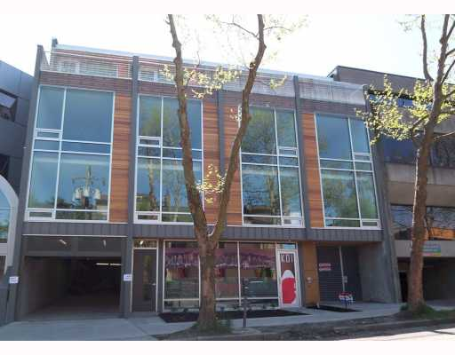 "Main Photo: 6 850 W 8TH Avenue in Vancouver: Fairview VW Townhouse for sale in ""KOI"" (Vancouver West)  : MLS® # V787031"