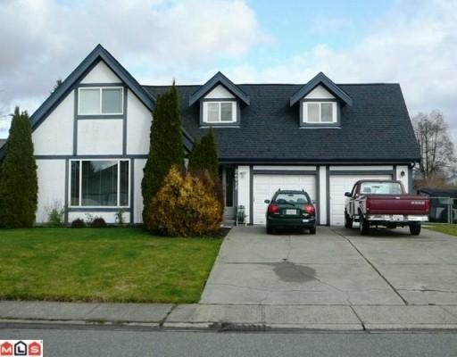 Main Photo: 26915 ALDER Drive in Langley: Aldergrove Langley House for sale : MLS® # F1004812