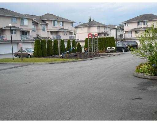 Main Photo: 16 2458 PITT RIVER Road in Port_Coquitlam: Mary Hill Townhouse for sale (Port Coquitlam)  : MLS® # V776221