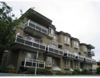 Main Photo: 204 1205 W 14TH Avenue in Vancouver: Fairview VW Condo for sale (Vancouver West)  : MLS® # V776933