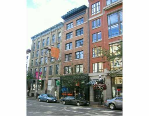 Main Photo: 4B 34 POWELL Street in Vancouver: Downtown VE Condo for sale (Vancouver East)  : MLS(r) # V777511