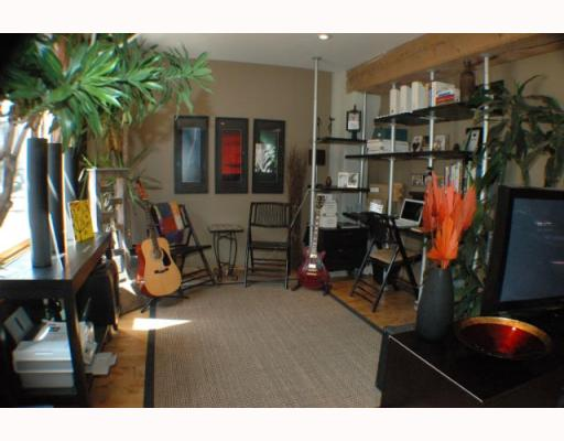 Photo 7: 4B 34 POWELL Street in Vancouver: Downtown VE Condo for sale (Vancouver East)  : MLS® # V777511