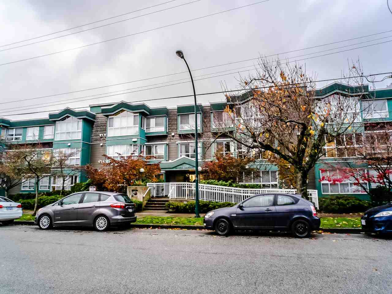 FEATURED LISTING: 307 - 2211 WALL Street Vancouver