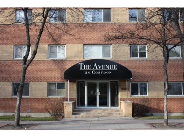 Main Photo: 565 CORYDON Avenue in WINNIPEG: Manitoba Other Condominium for sale : MLS® # 2950006