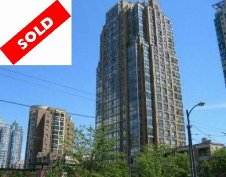 Main Photo: #1609 - 1188 Richards Street, VANCOUVER: Condo for sale (Downtown VW)