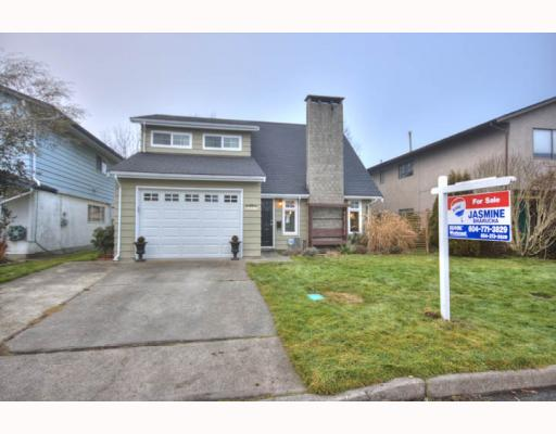 Main Photo: 4371 WINDJAMMER Drive in Richmond: Steveston South House for sale : MLS® # V749928