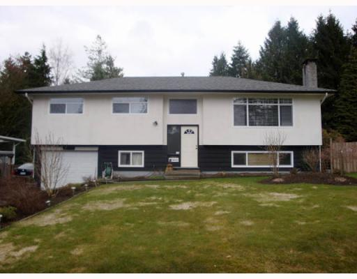 Main Photo: 12468 217TH Street in Maple_Ridge: West Central House for sale (Maple Ridge)  : MLS® # V757673