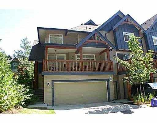 "Main Photo: 25 50 PANORAMA Place in Port Moody: Heritage Woods PM Townhouse for sale in ""ADVENTURE RIDGE"" : MLS® # V805644"