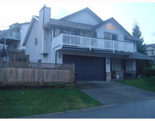 Main Photo: 1802 EUREKA Avenue in Port Coquitlam: Citadel PQ House for sale : MLS® # V811282