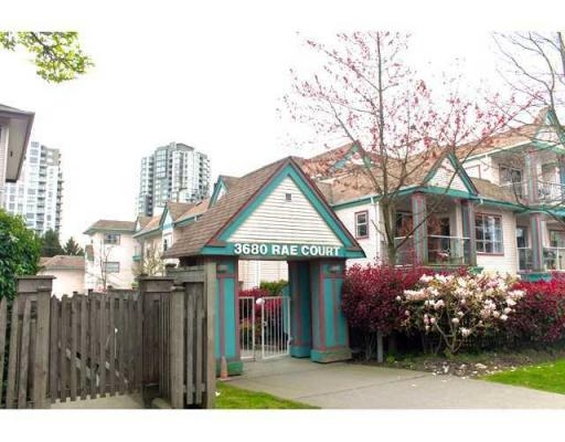 Main Photo: # 203 3680 RAE AV in Vancouver: Condo for sale : MLS®# V821685
