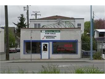 Main Photo: 492 Esquimalt Road in VICTORIA: VW Victoria West Vacant Land for sale (Victoria West)  : MLS® # 212721