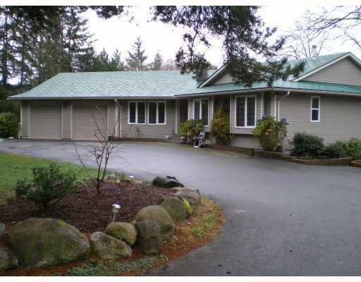 Main Photo: 12081 264TH Street in Maple_Ridge: Websters Corners House for sale (Maple Ridge)  : MLS(r) # V755781