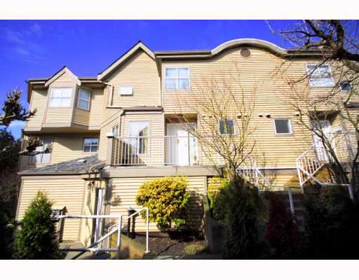 "Main Photo: A2 925 TOBRUCK Avenue in North_Vancouver: Hamilton Townhouse for sale in ""KENSIGATON GARDENS"" (North Vancouver)  : MLS® # V762629"