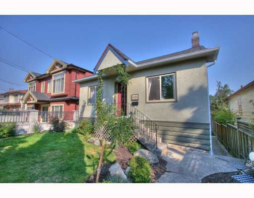 Main Photo: 4916 CHATHAM Street in Vancouver: Collingwood VE House for sale (Vancouver East)  : MLS® # V784942