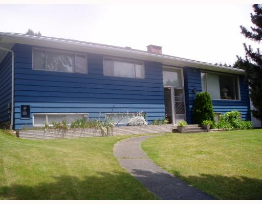 Main Photo: 811 CUMBERLAND Street in New_Westminster: The Heights NW House for sale (New Westminster)  : MLS® # V723076