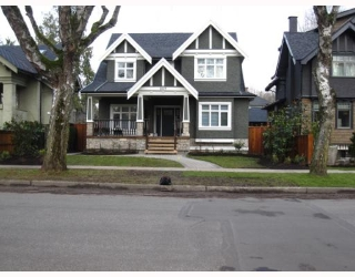 Main Photo: 2627 W 43RD Avenue in Vancouver: Kerrisdale House for sale (Vancouver West)  : MLS(r) # V749116