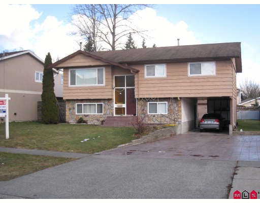 Main Photo: 9064 ROBERTSON Drive in Surrey: Queen Mary Park Surrey House for sale : MLS® # F2901817