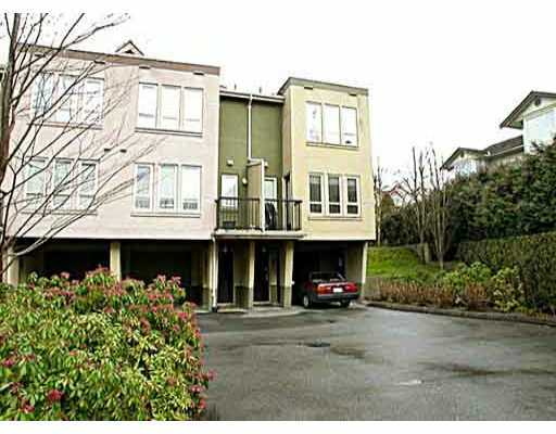 Main Photo: 24 123 LAVAL Street in Coquitlam: Maillardville Townhouse for sale : MLS®# V759093