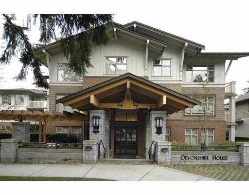 "Main Photo: 304 2083 W 33RD Avenue in Vancouver: Quilchena Condo for sale in ""DEVONSHIRE HOUSE"" (Vancouver West)  : MLS®# V764756"