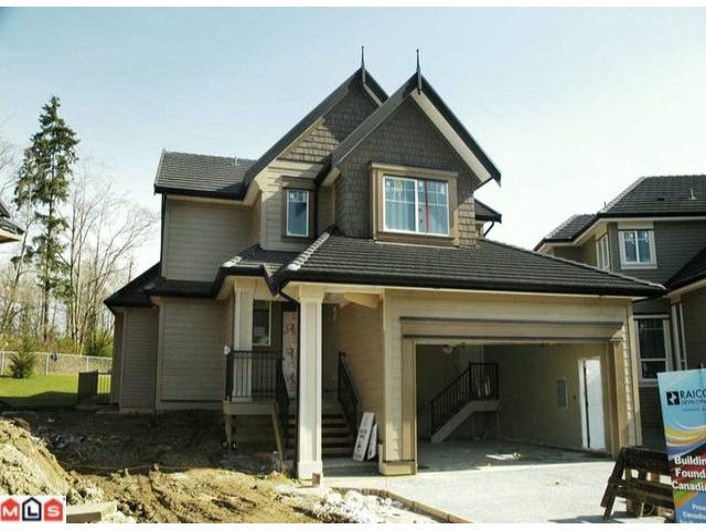 "Main Photo: 7876 164A Street in Surrey: Fleetwood Tynehead House for sale in ""HAZELWOOD ESTATES"" : MLS® # F1006230"