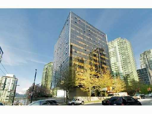 "Main Photo: 1414 1333 W GEORGIA Street in Vancouver: Coal Harbour Condo for sale in ""THE QUBE"" (Vancouver West)  : MLS®# V831474"