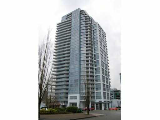 "Main Photo: 1401 4400 BUCHANAN Street in Burnaby: Brentwood Park Condo for sale in ""MOTIF AT CITI"" (Burnaby North)  : MLS® # V859908"