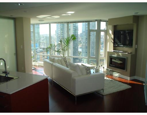 "Main Photo: # 1602 1255 SEYMOUR ST in Vancouver: Downtown VW Condo for sale in ""ELAN"" (Vancouver West)  : MLS®# V730690"
