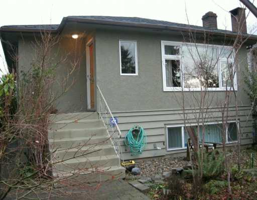 Main Photo: 441 E 30TH Ave in Vancouver: Fraser VE House for sale (Vancouver East)  : MLS® # V621909