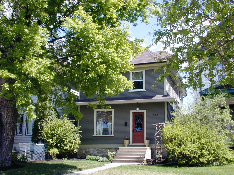 Main Photo: 533  Stiles Street / Wolseley in Winnipeg: West End / Wolseley House/Single Family for sale (WOLSELEY)  : MLS® # 2608016