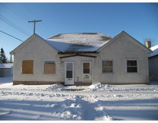 Main Photo: 106 ANDREWS Street in WINNIPEG: North End Residential for sale (North West Winnipeg)  : MLS® # 2822694