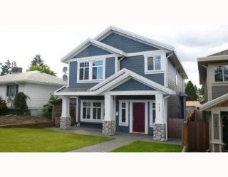 Main Photo: 111 EIGHTH AV in New Westminster: House for sale (Canada)  : MLS® # V717809