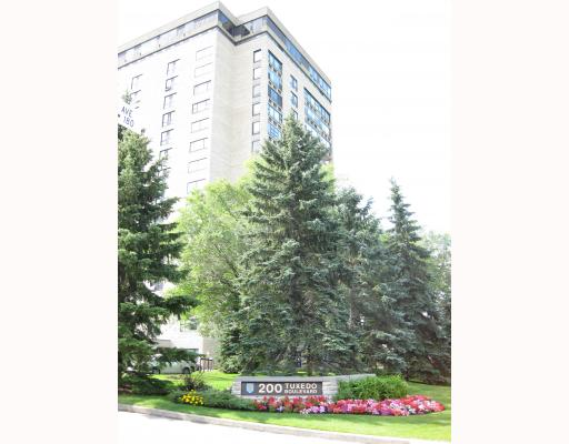 Main Photo: 200 Tuxedo Avenue in WINNIPEG: River Heights / Tuxedo / Linden Woods Condominium for sale (South Winnipeg)  : MLS® # 2914298