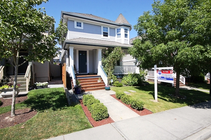 "Main Photo: 14861 56A Avenue in Surrey: Sullivan Station House for sale in ""PANORAMA VILLAGE"" : MLS® # F1018840"