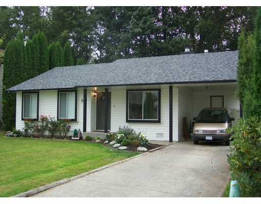 Main Photo: 11860 249TH ST in Maple Ridge: Websters Corners House for sale : MLS® # V605762