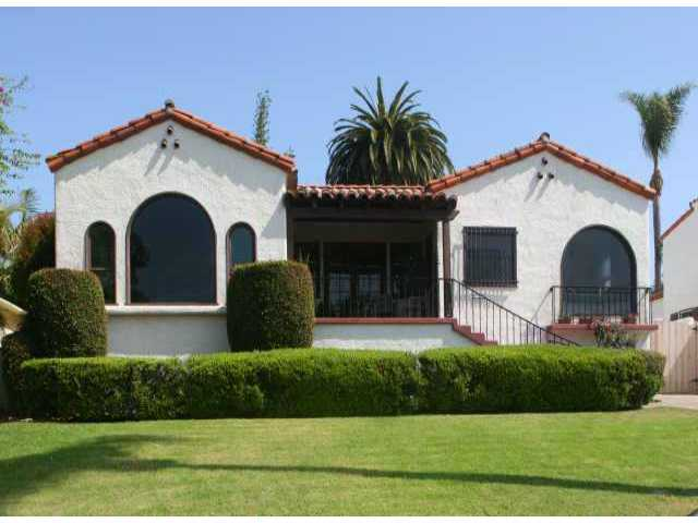Main Photo: MISSION HILLS House for sale : 4 bedrooms : 2460 PRESIDIO DRIVE in San Diego