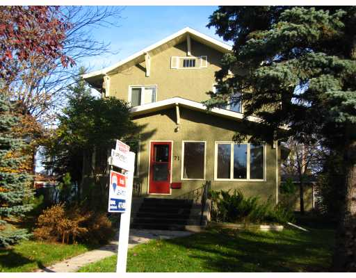Main Photo: 71 DEER LODGE Place in WINNIPEG: St James Residential for sale (West Winnipeg)  : MLS® # 2820606