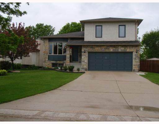 Main Photo: 86 CIVIC Street in WINNIPEG: Charleswood Residential for sale (South Winnipeg)  : MLS® # 2810384