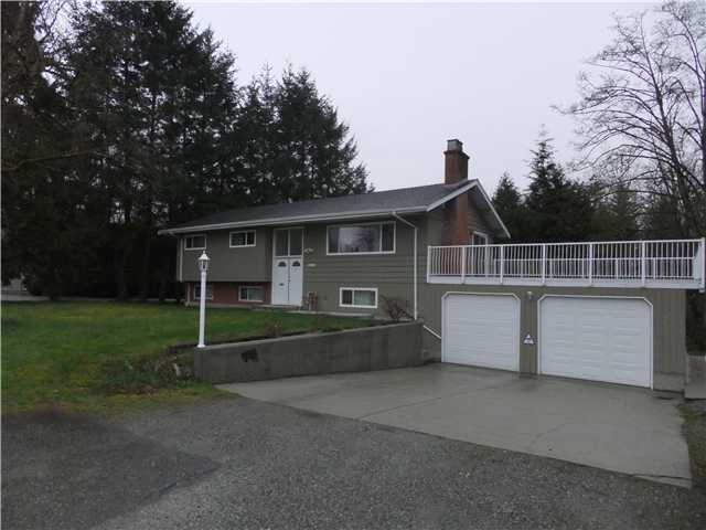 Main Photo: 22121 122ND Avenue in Maple Ridge: West Central House for sale : MLS® # V871009
